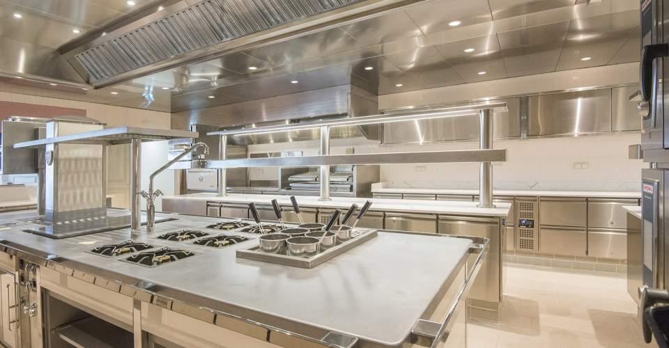 Societe conception materiel cuisine professionnelle